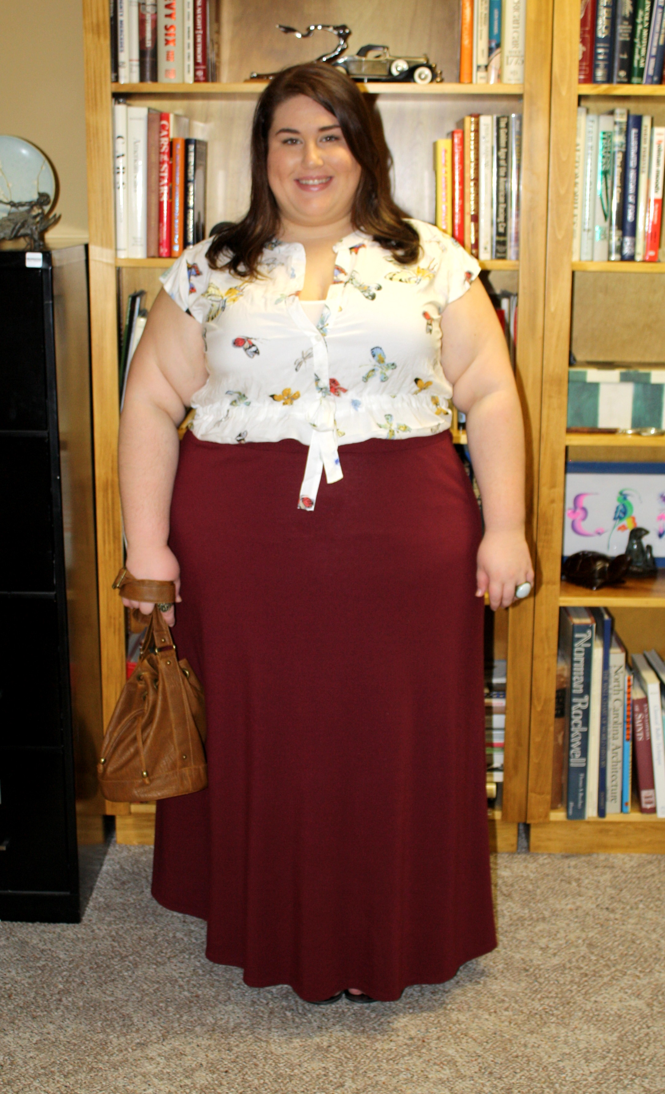 Five Take: Maxi Dress | theplussideofme
