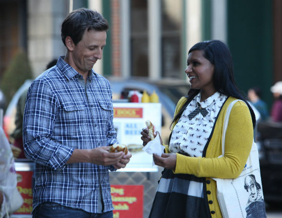 seth-meyers-mindy-kaling-mindy-project-fox
