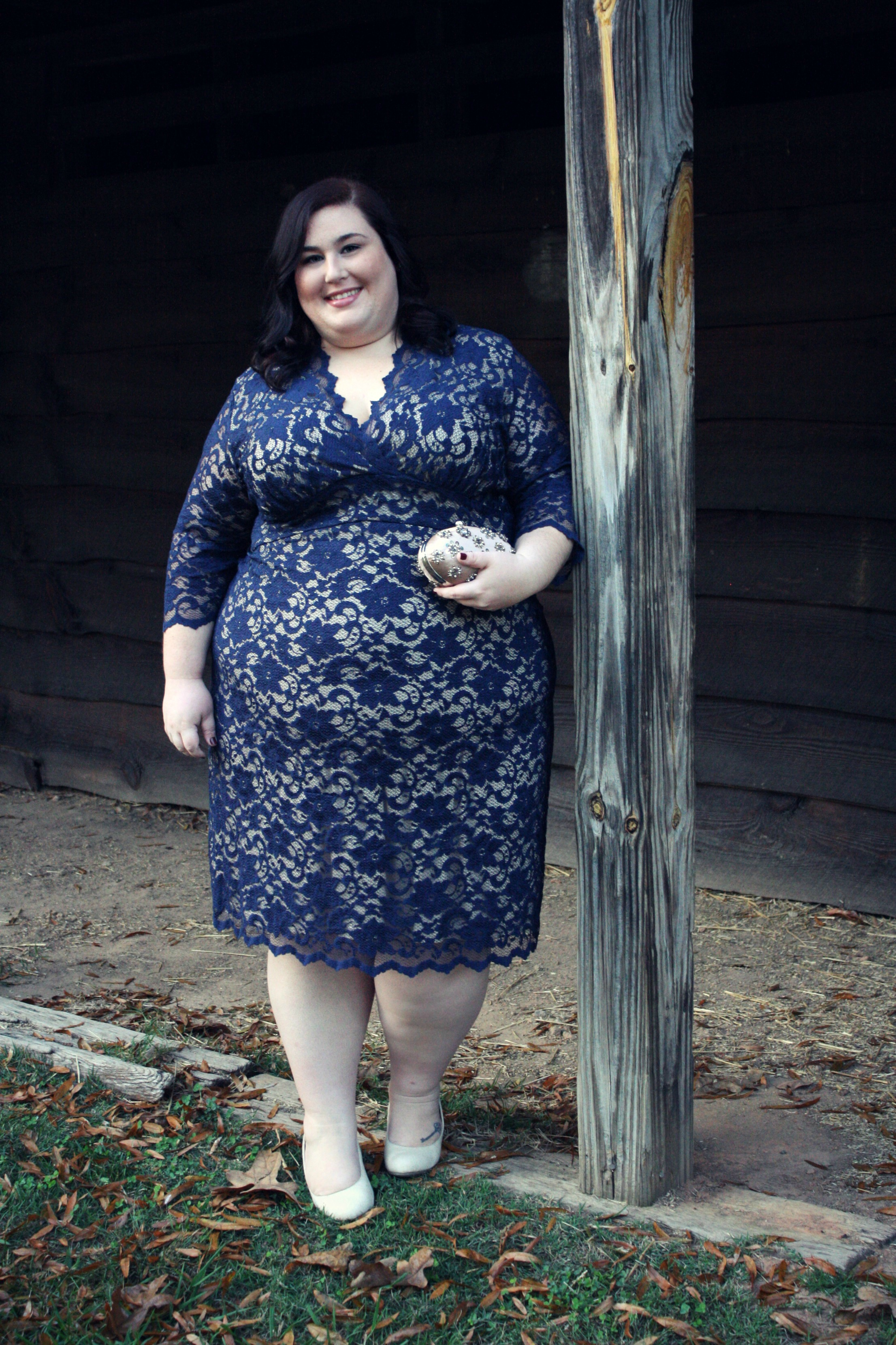 OOTD: Love Is in the Details | theplussideofme