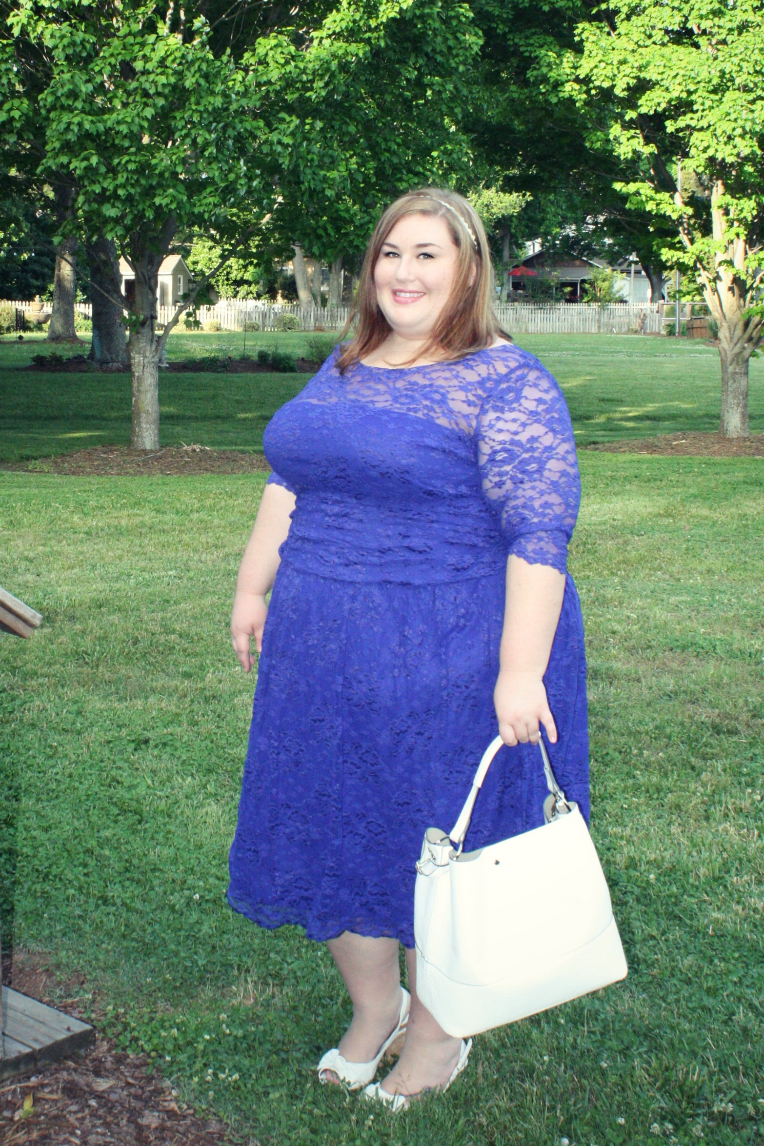 Ootd Luna Lace Theplussideofme