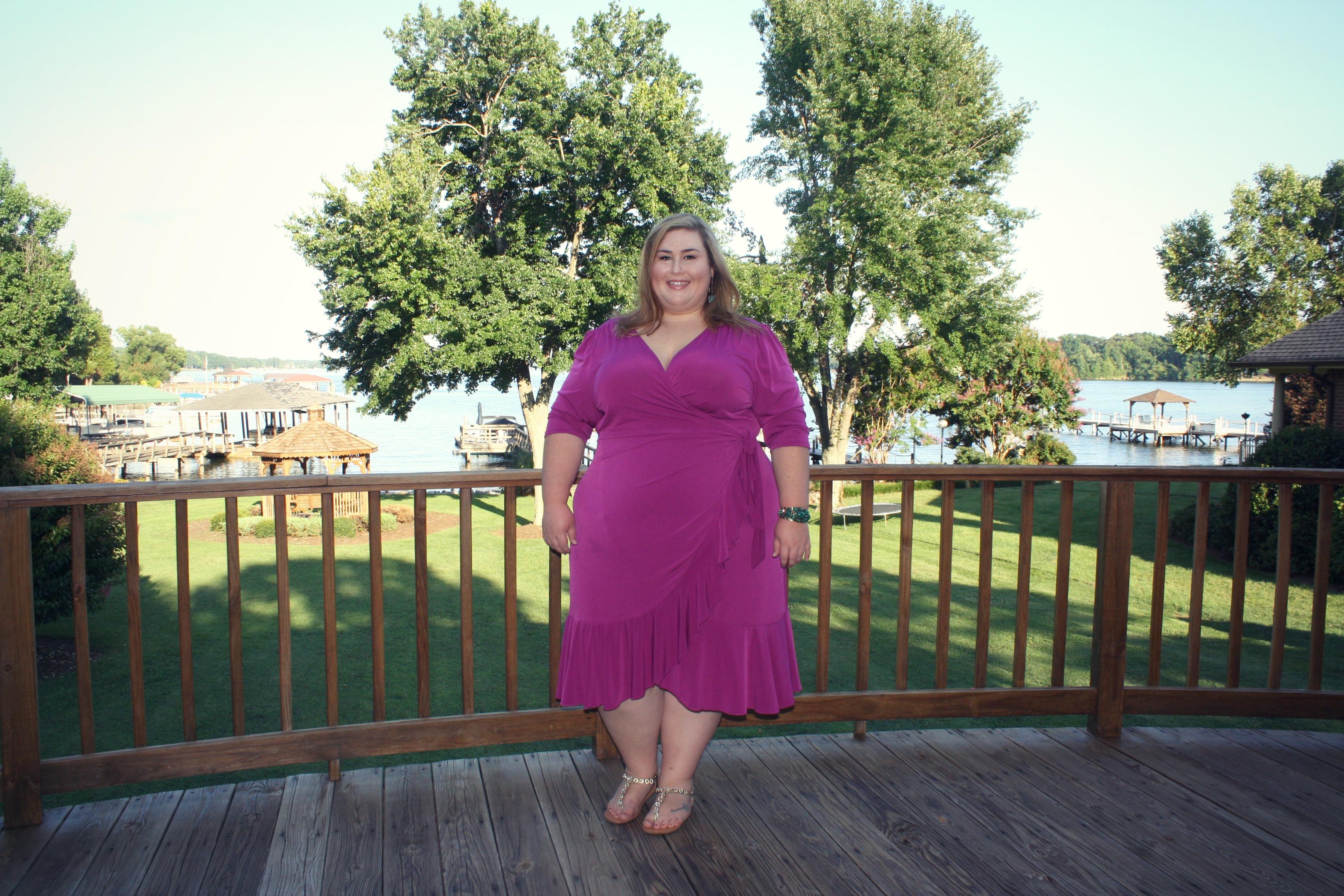 Denisa bbw dress