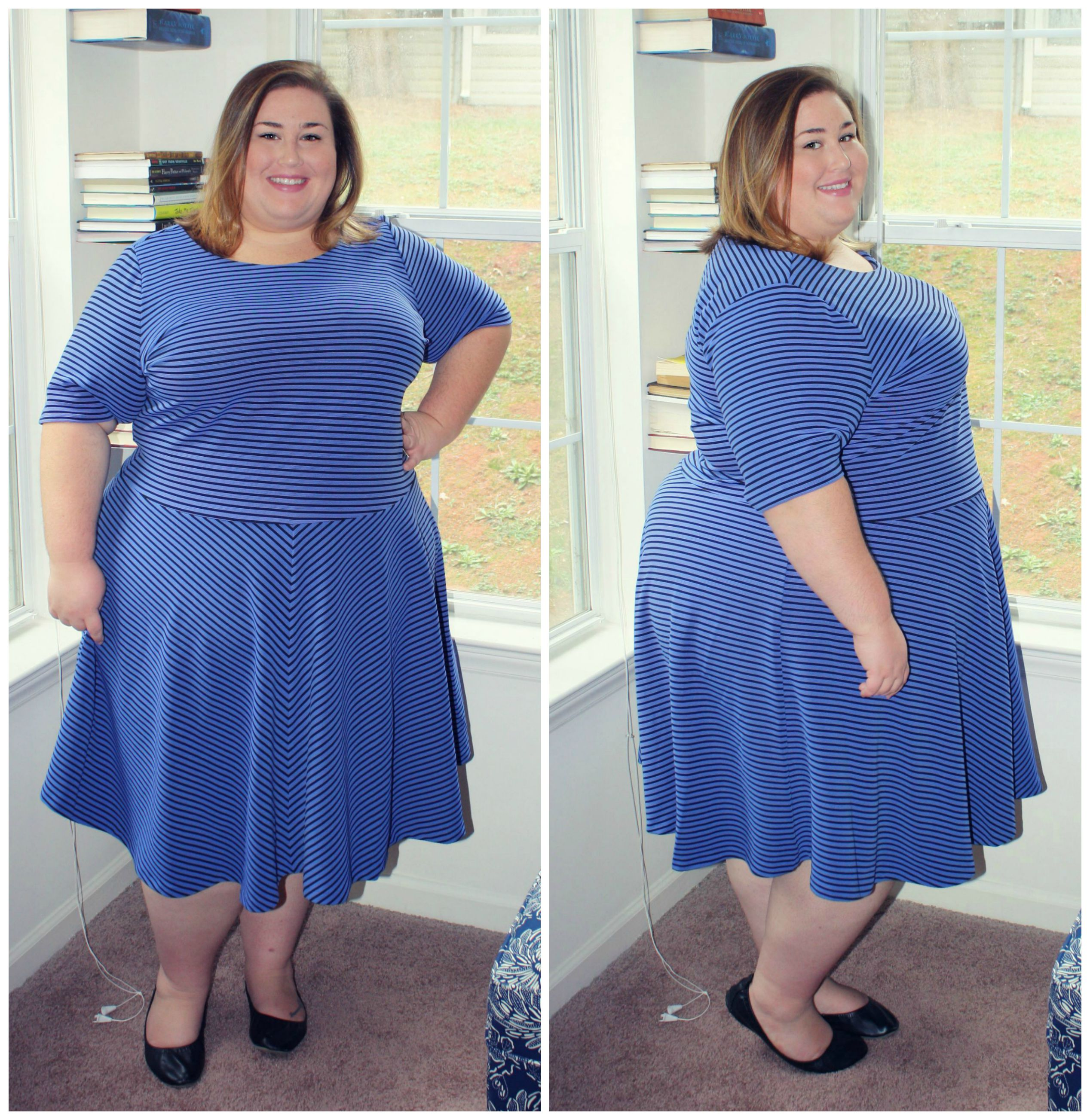 Dress for Fat Legs